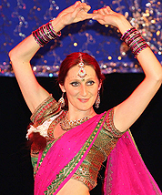 Bollywood Workshop beim TSC Dingolfing