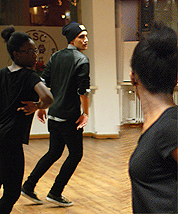 Neue Trainings Jazz / HipHop
