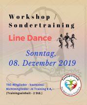 Line Dance Workshop News Homepage
